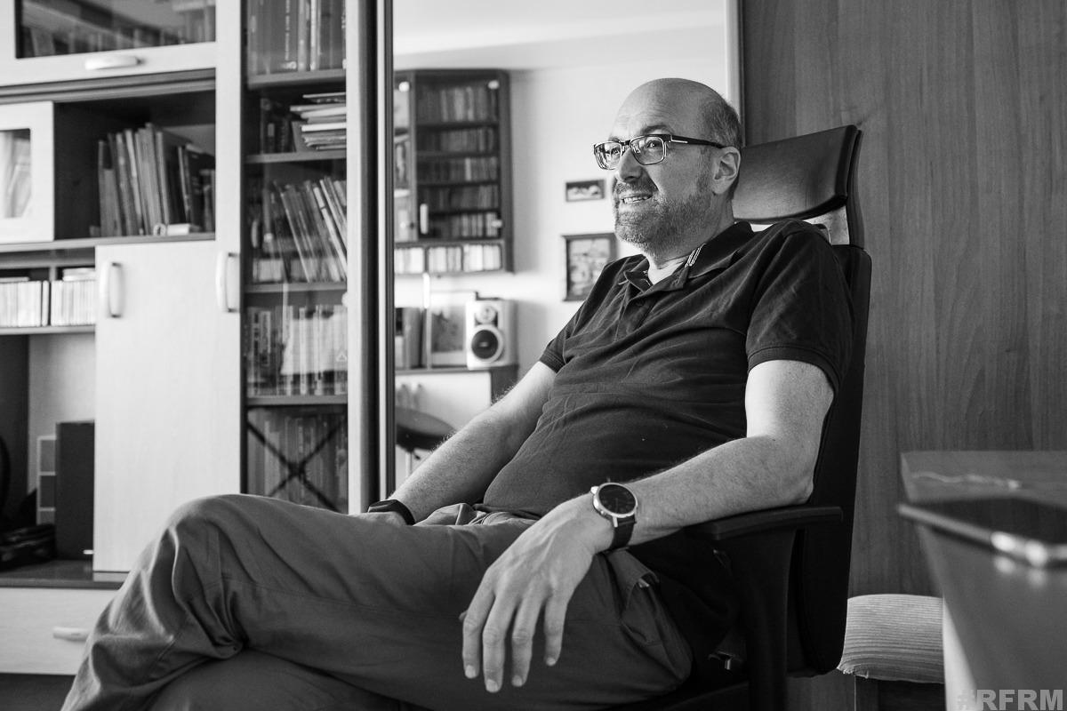 Отец байнета Юрий Зиссер: никогда не пробовал «травку». А вдруг втянусь?