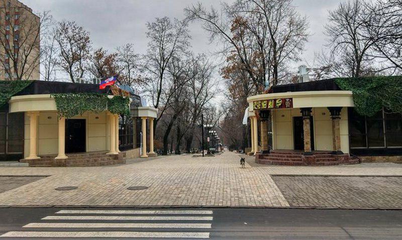 Глава ДНР Захарченко смертельно ранен при взрыве в Донецке