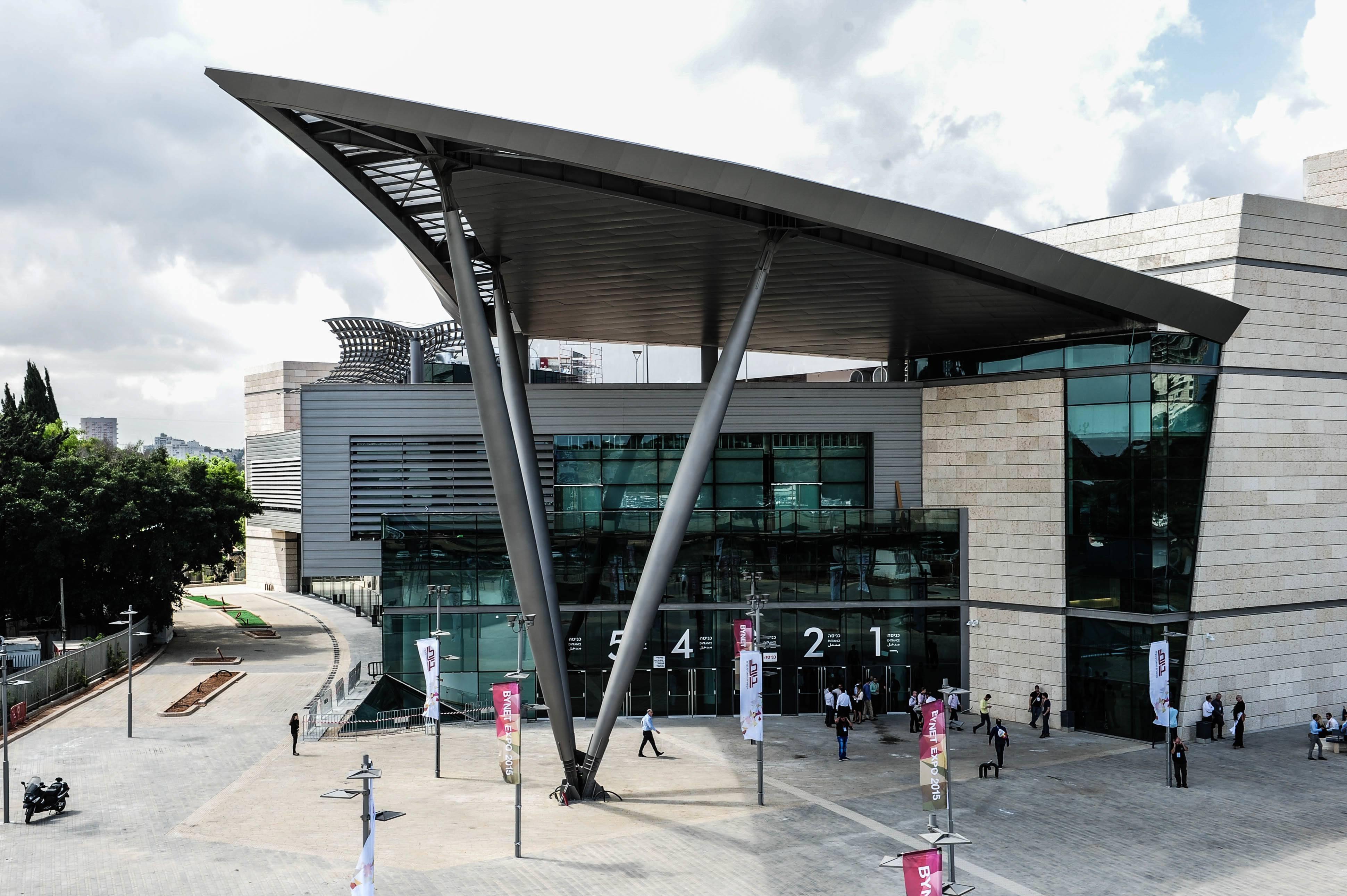 tel aviv convention center pavilion 2 - HD3880×2582