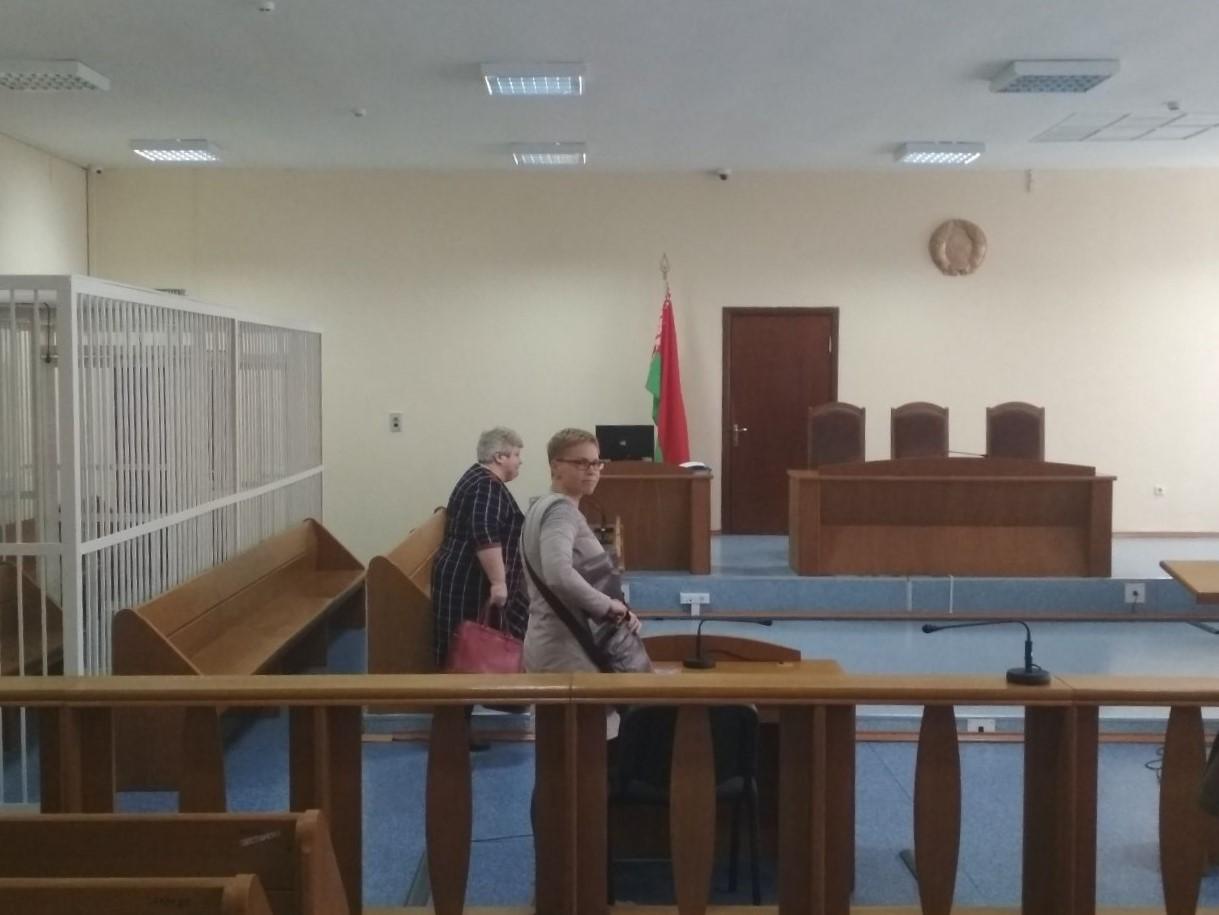 Суд над главным редактором TUT.by возобновился в Минске