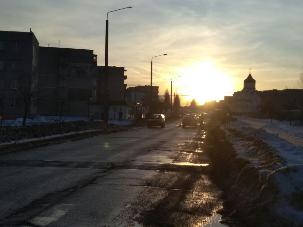 11-летняя девочка попала под машину в Новогрудке