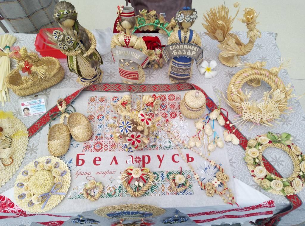 В ОАЭ прошли дни беларусской культуры