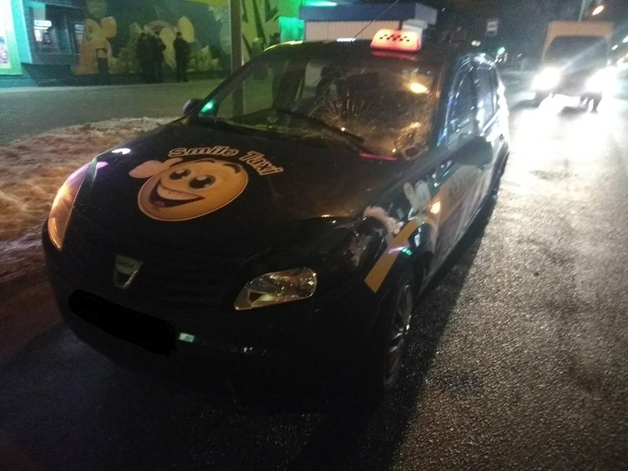 Таксист отправил оршанца в реанимацию