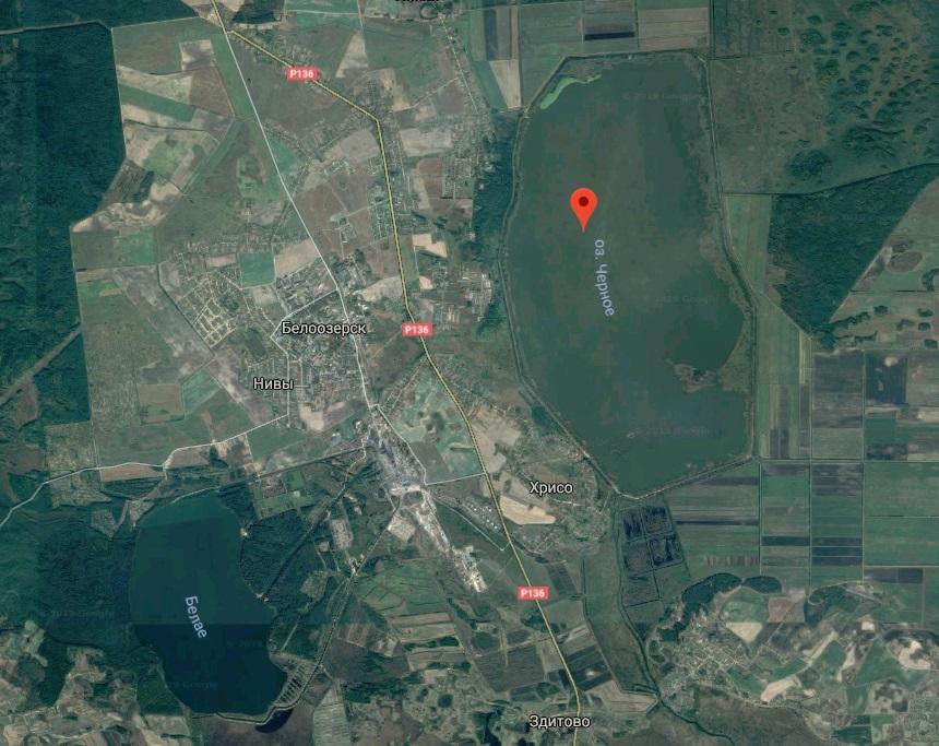 Четверо провалились под лед на Черном озере: один погиб, двое пропали