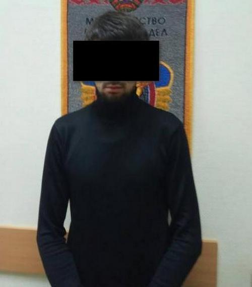 В Минске завели два уголовных дела на россиянина из-за травматического оружия