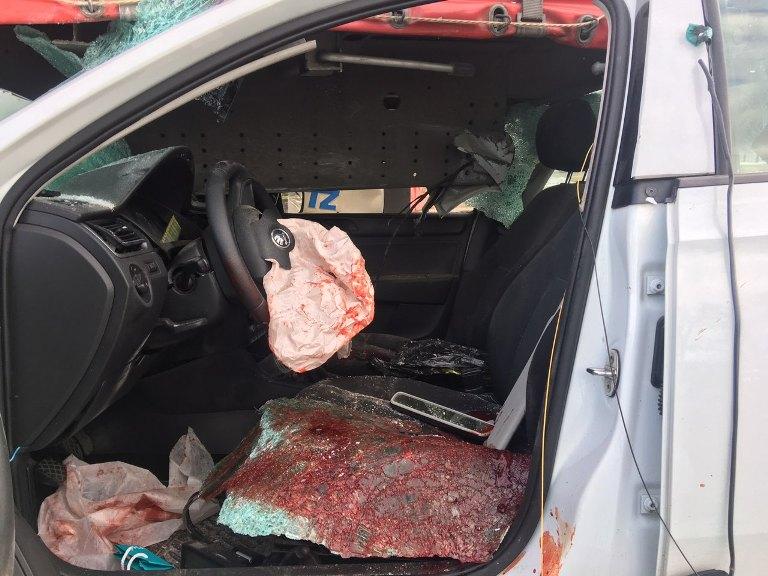 Легковой автомобиль врезался в фуру на трассе Минск-Гродно