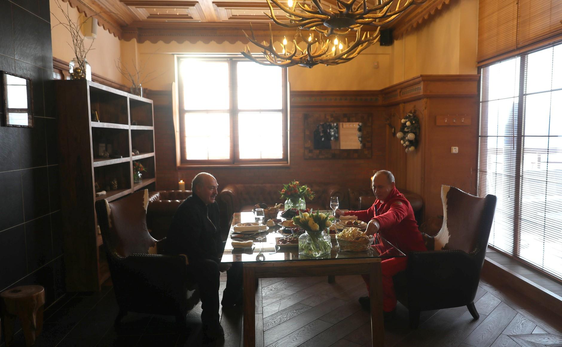 Лукашенко встретится в Сочи с лидерами Турции и Ирана?