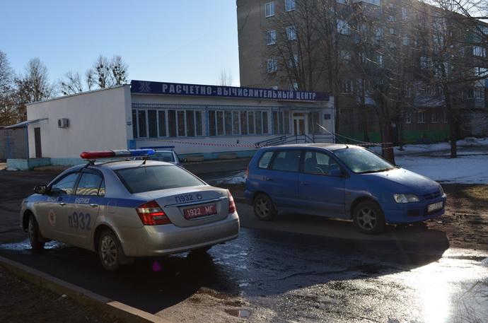 В Бобруйске эвакуировали 14 человек из-за подозрительного пакета