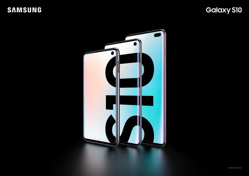 Samsung представила складной смартфон