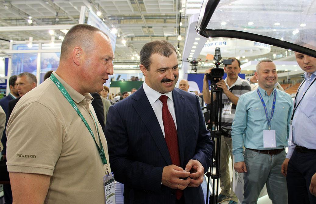 Виктор Лукашенко