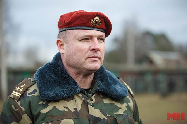 14 декабря пройдет прямая телефонная линия с заместителем министра внутренних дел – командующим внутренними войсками полковником Юрием Назаренко