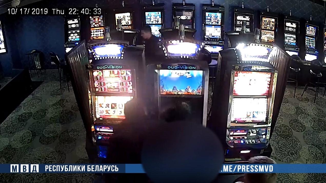 Разгромили игровые автоматы радмир крмп казино