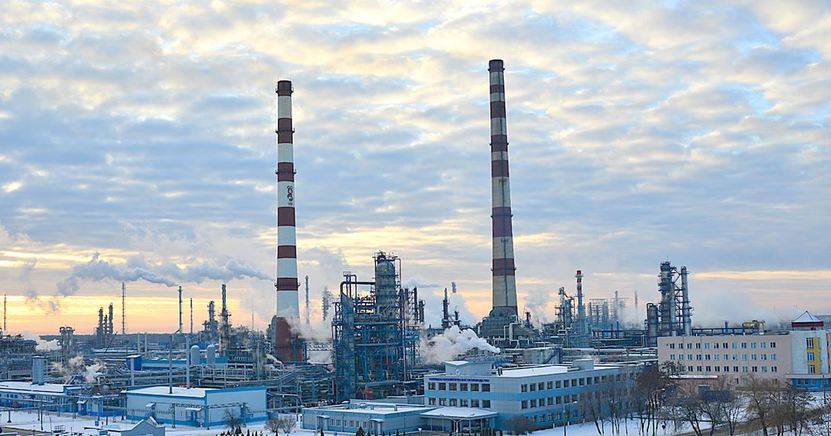 Поставки нефти на «Мозырский НПЗ» из России снизятся в IV квартале