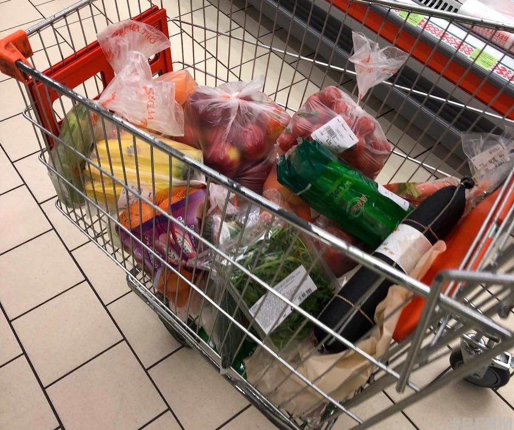 Блогеры узнали, какие продукты покупает глава КГБ
