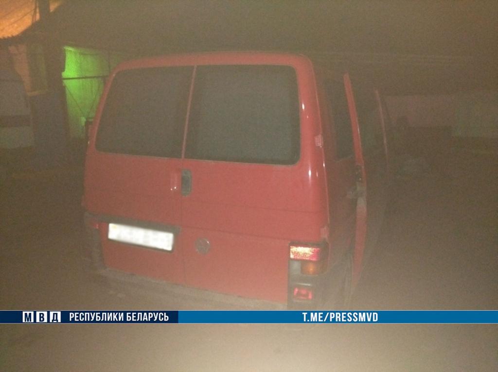 Милиция изъяла 1,5 тонны спирта в Гомельской области