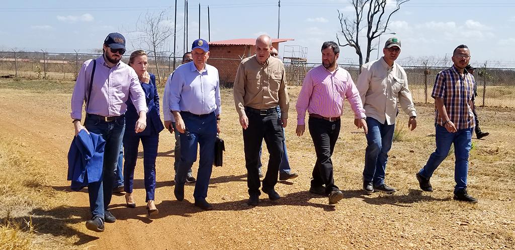 Беларусь и Венесуэла обсудили развитие совместных проектов в АПК