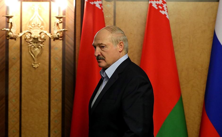 """Лукашенко о переговорах с Путиным: """"Это уже пятый тайм"""""""