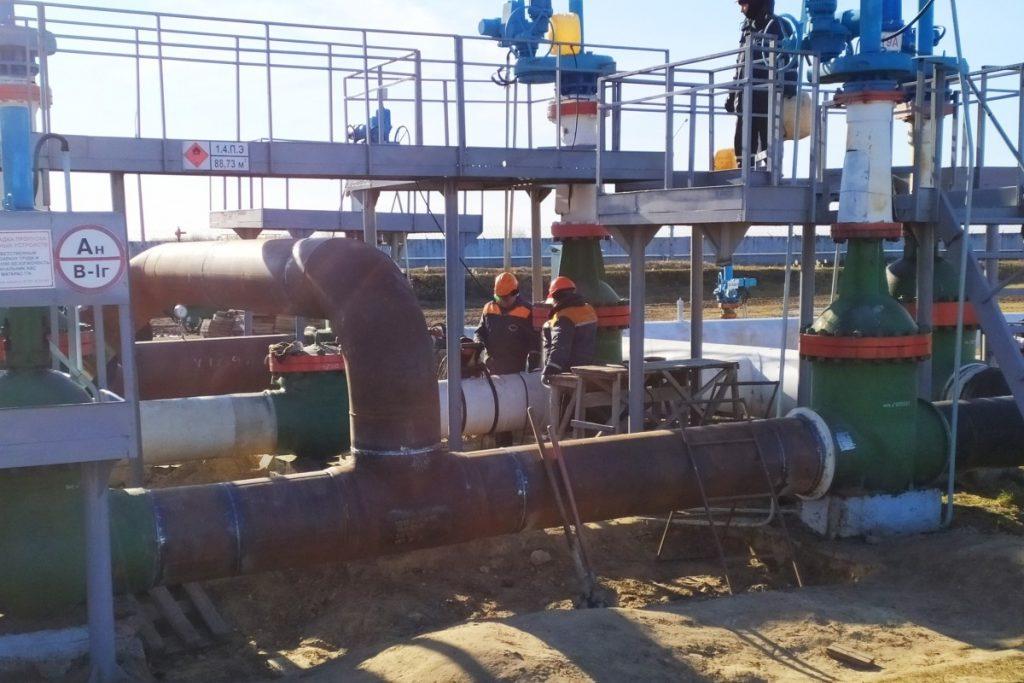 Завершен ремонт двух НПС на трубопроводе «Дружба»