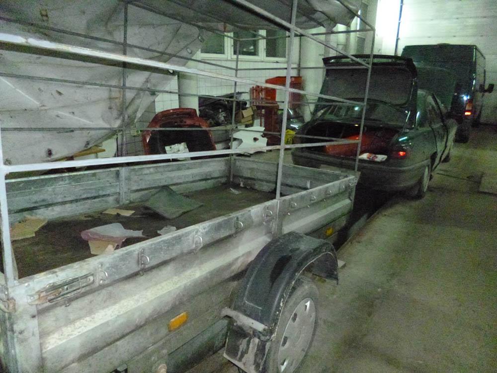 Беларусу грозит крупный штраф и конфискация авто за контрабанду сигарет в Литву