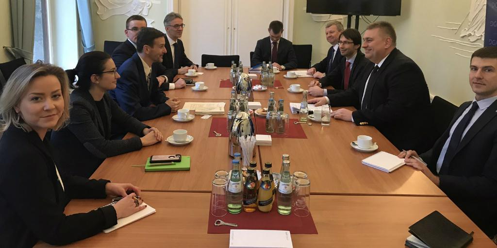 Беларусь и Германия вырабатывают перспективное видение развития отношений