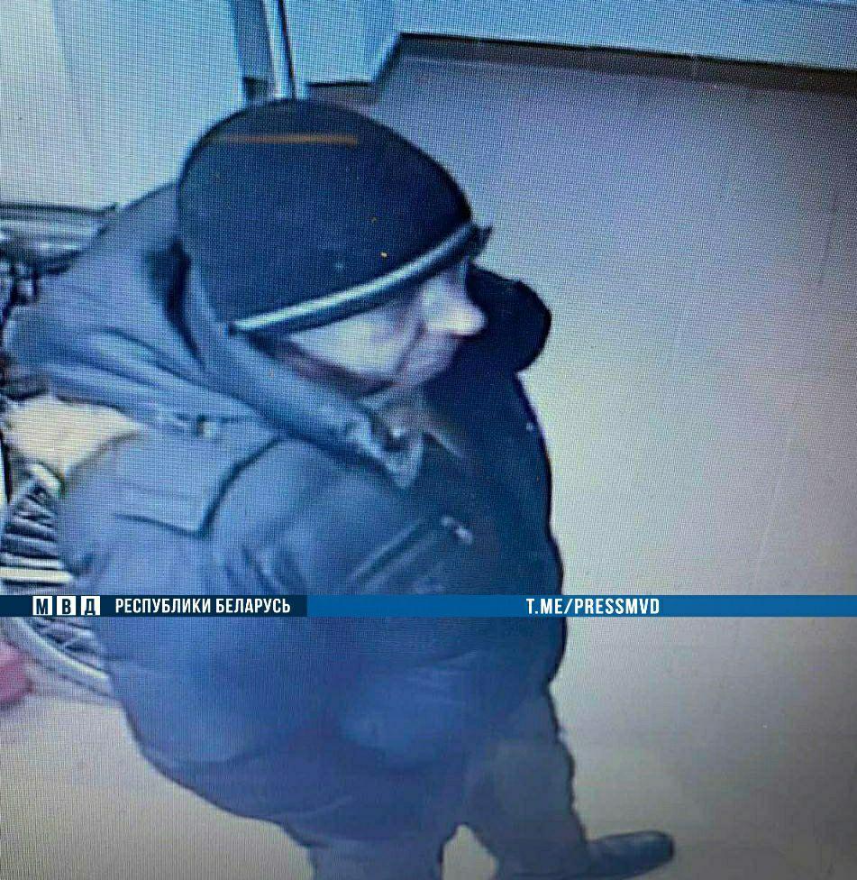Минская милиция ищет подозреваемого в тяжком преступлении