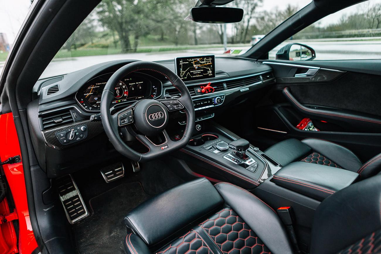 Беларус прокачал Audi: она стала мощнее Ferrari