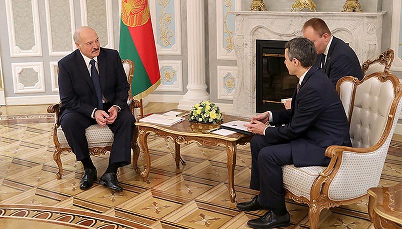 Кассис: Швейцарцы хвалят Беларусь