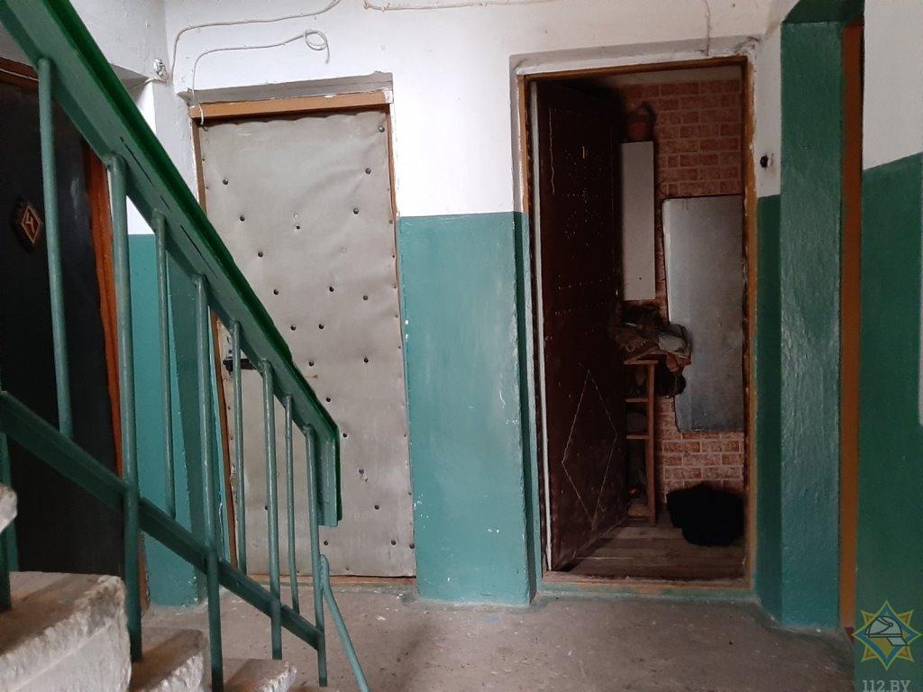 В Шумилино на пожаре МЧС спасло трех человек