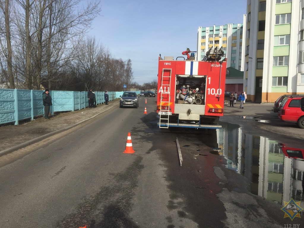 Пенсионерка погибла на пожаре в Мозыре