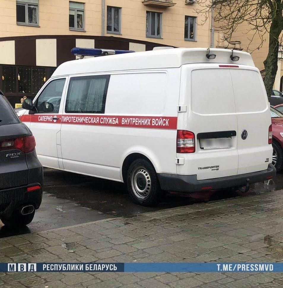Подростки выловили гранату из Свислочи в центре Минска
