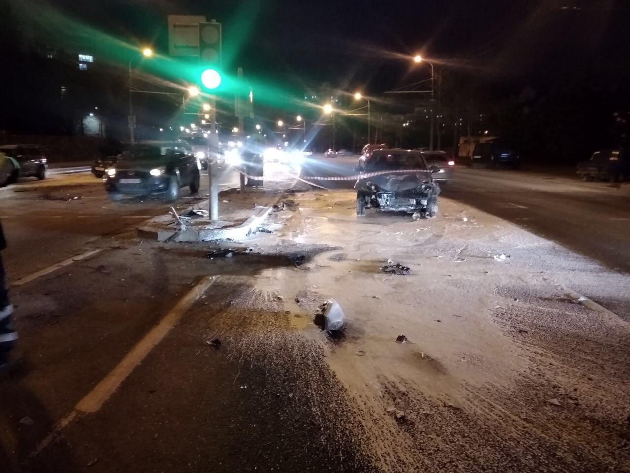 Две женщины пострадали в серьезном ДТП в Минске