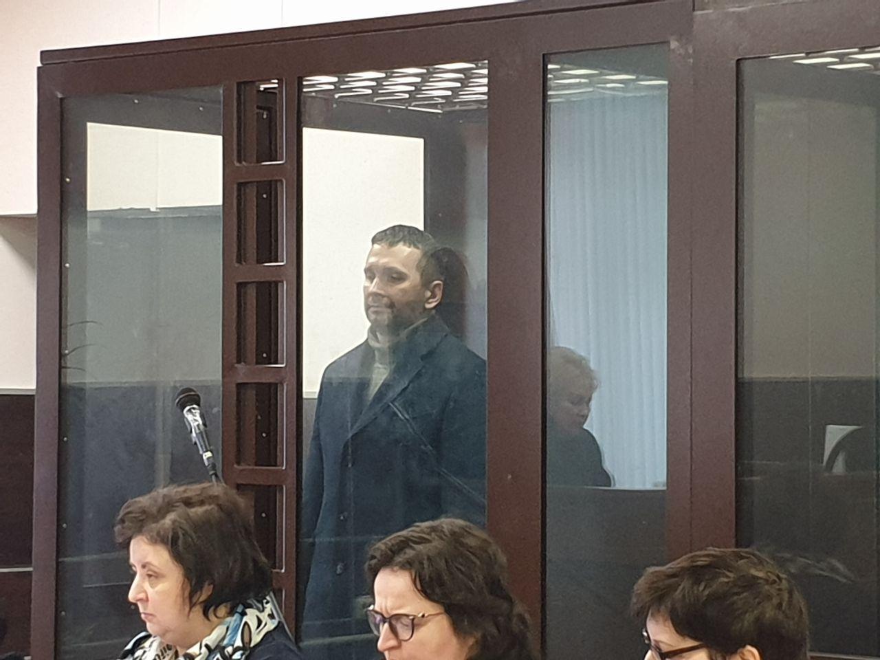 В Петербурге арестован глава Общественной палаты Союзного государства