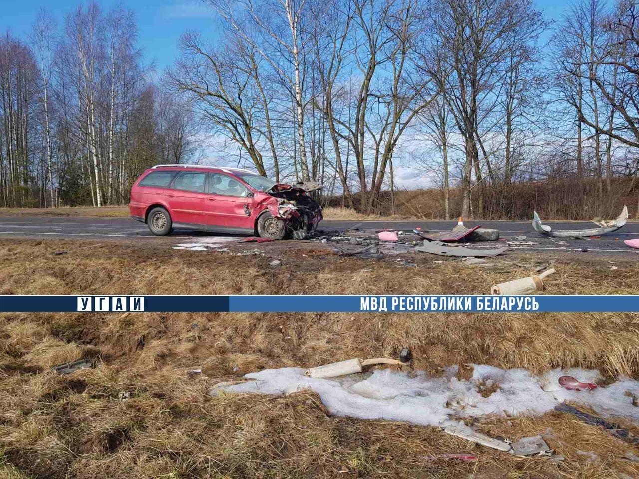 В жутком ДТП под Островцом погибла молодая девушка