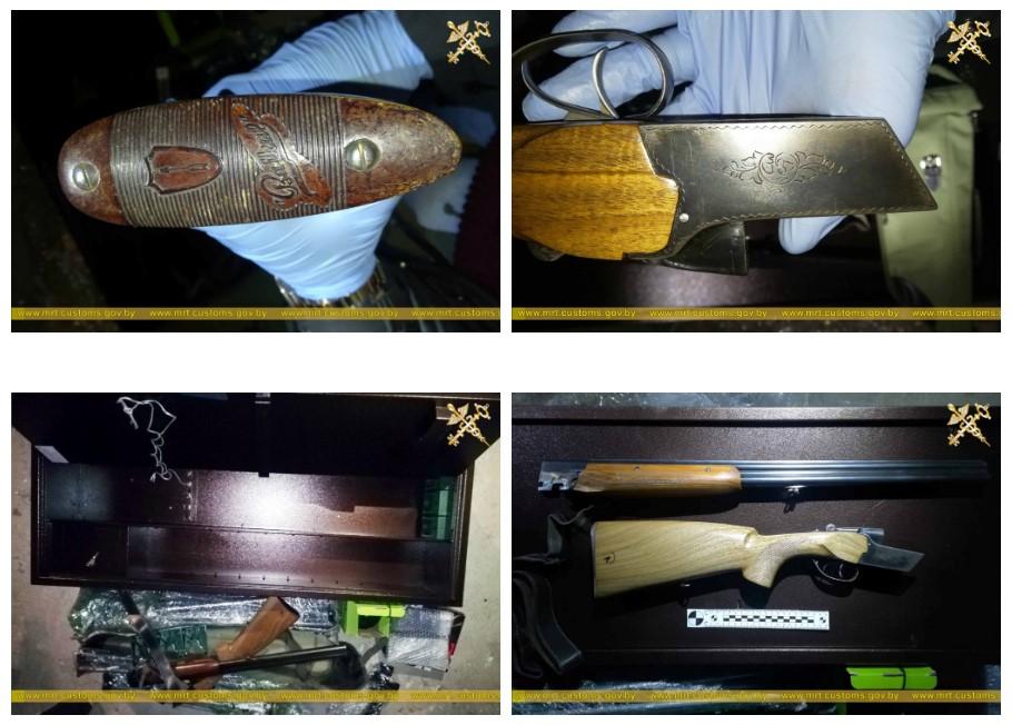 В ж/д контейнере в Молодечно нашли оружие - оно ехало из Уссурийска в Калининград