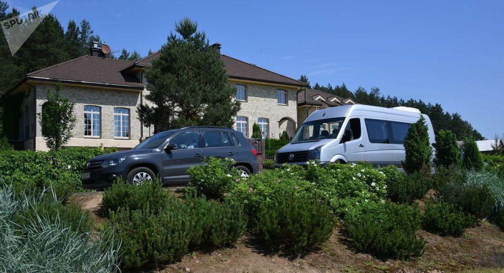 В доме Виктора Бабарико проходит обыск