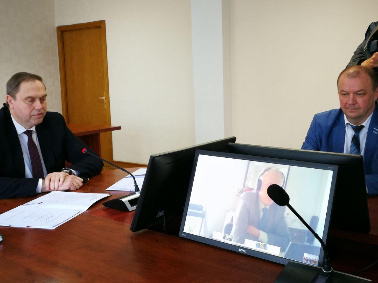 Минздрав подписал соглашение с Всемирным банком
