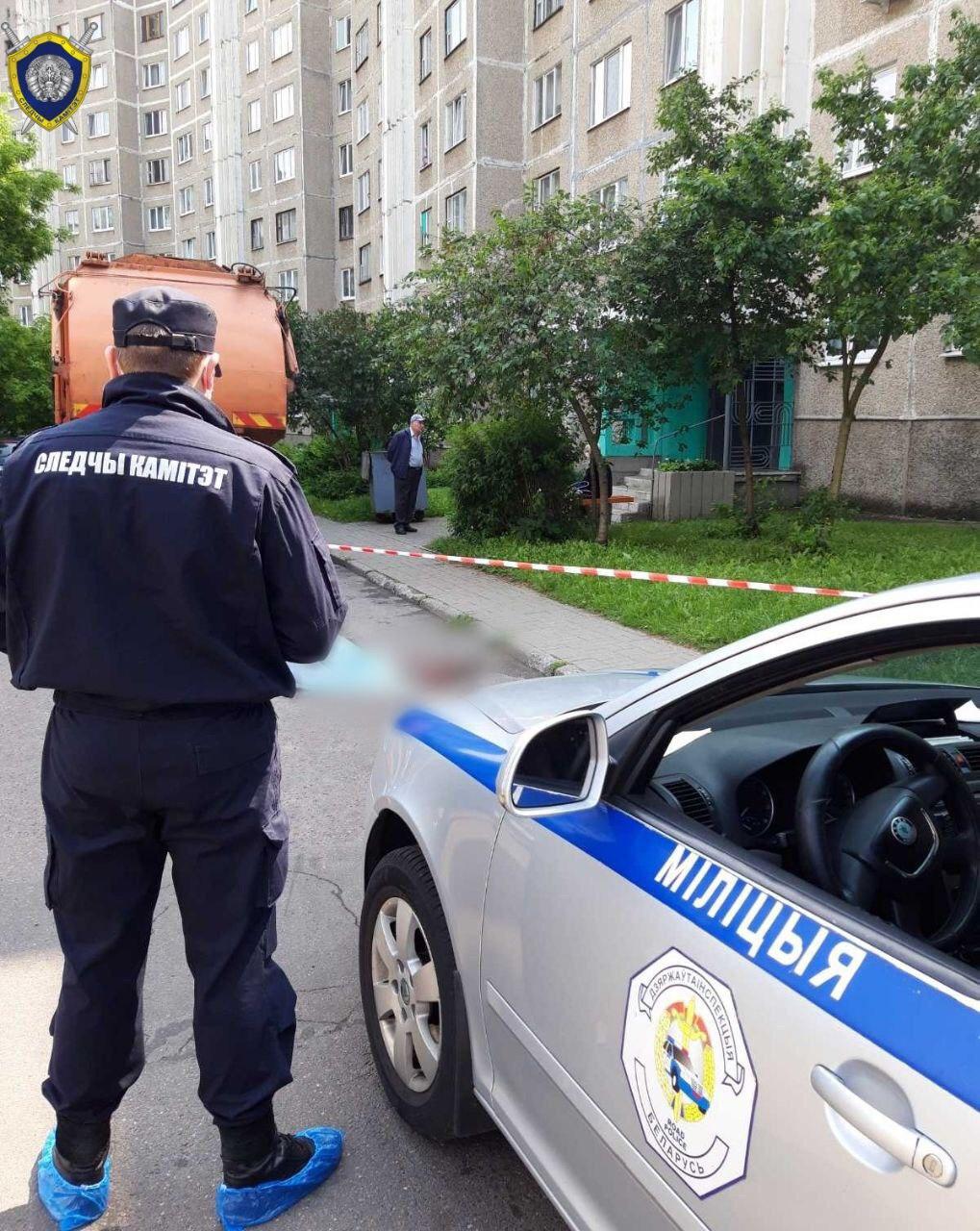 Мусоровоз насмерть сбил пенсионерку в Минске