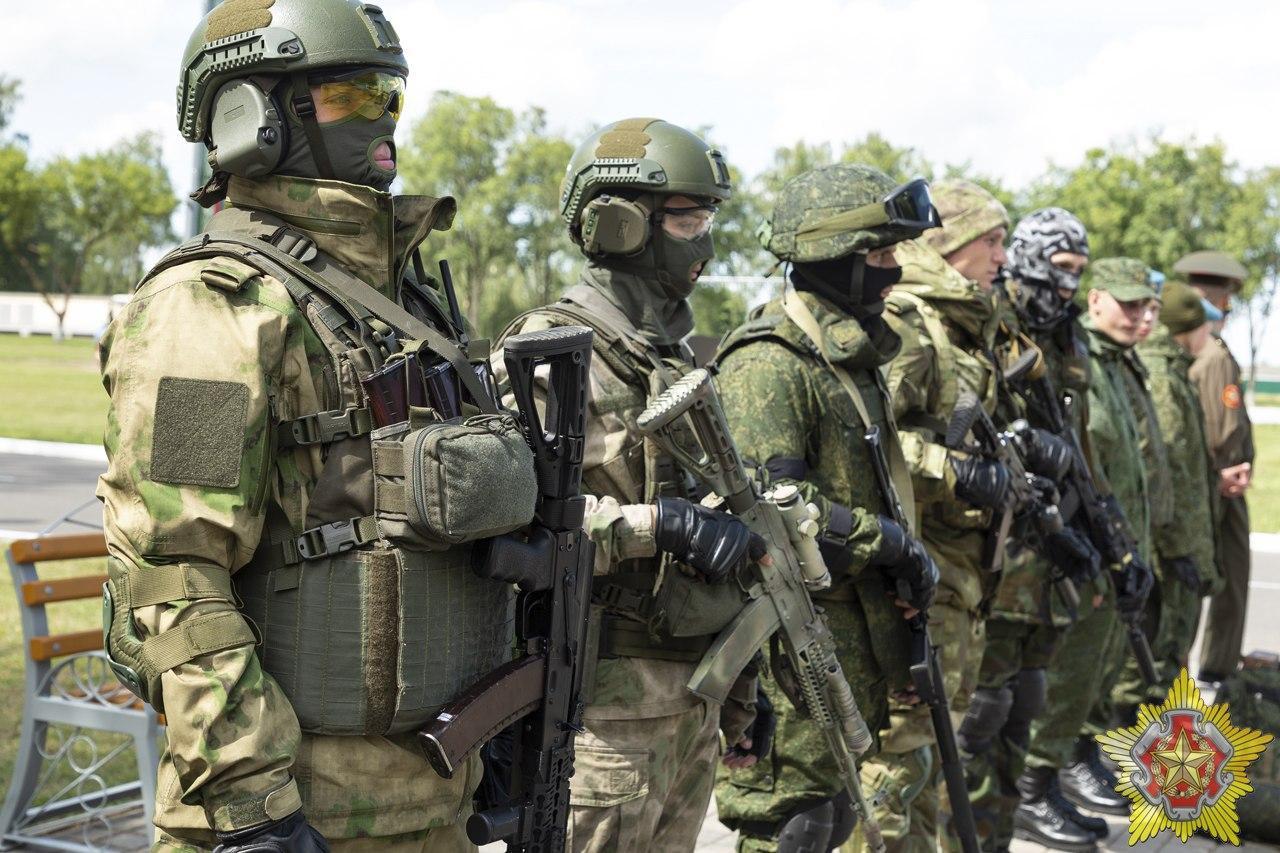 Военный спецназ могут использовать для разгона уличных протестов