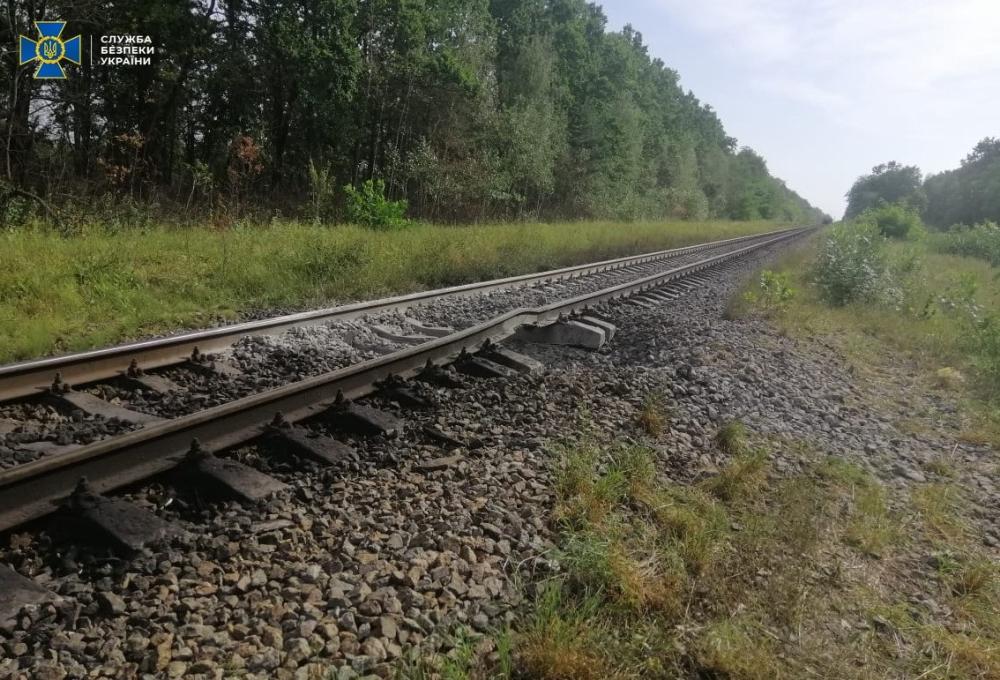 В Украине пытались взорвать поезд с беларусским бензином и дизельным топливом