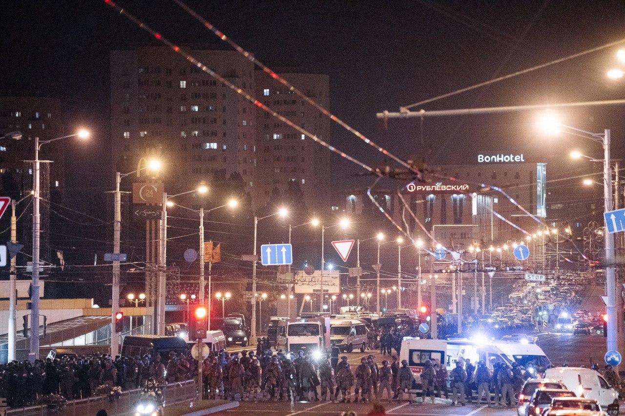 Демонстрант на Пушкинской мог погибнуть от выстрела, а не от взрыва