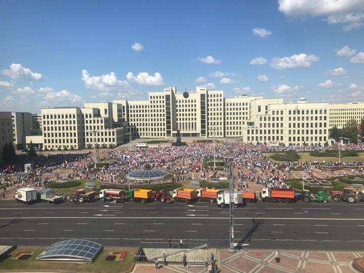 Лукашенко: Загубите первого президента - это будет начало вашего конца