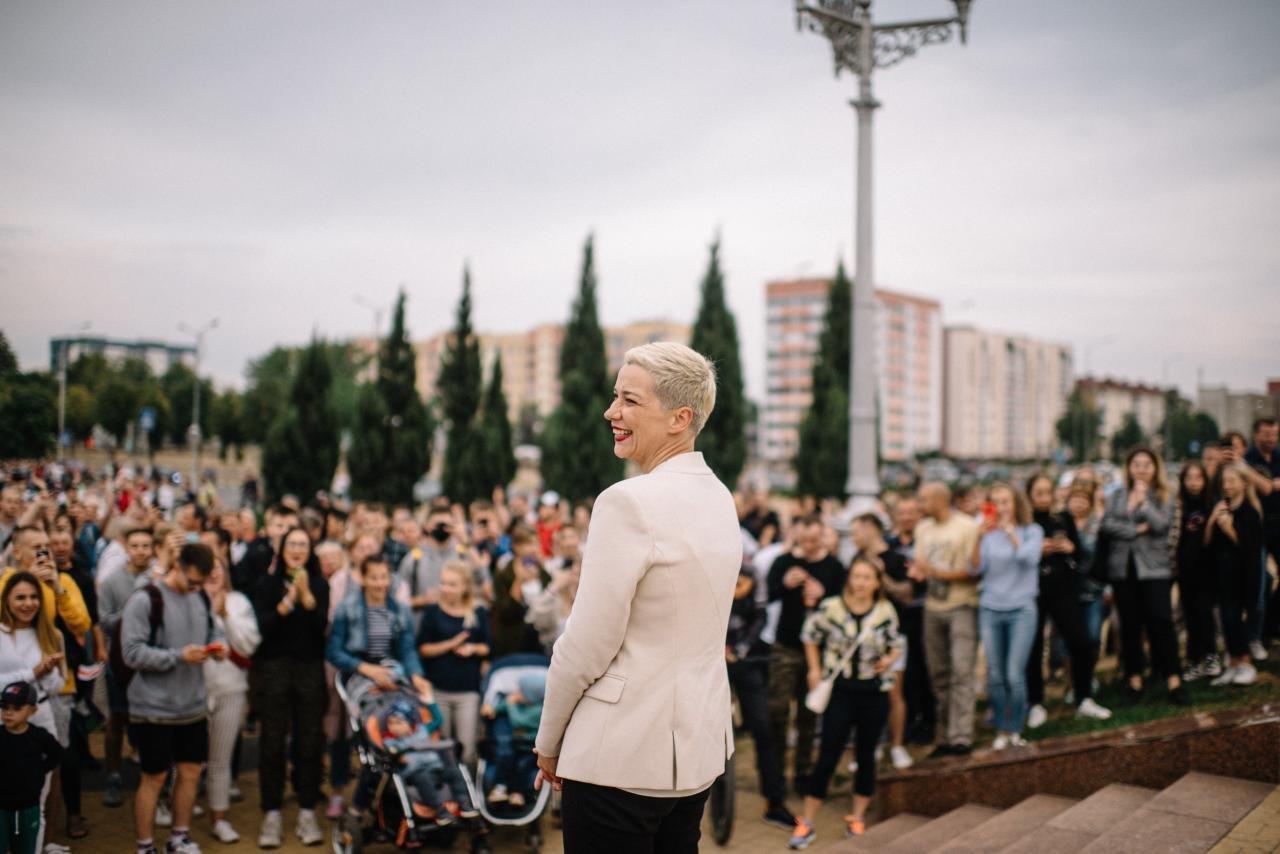В Беларуси продолжаются акции протеста