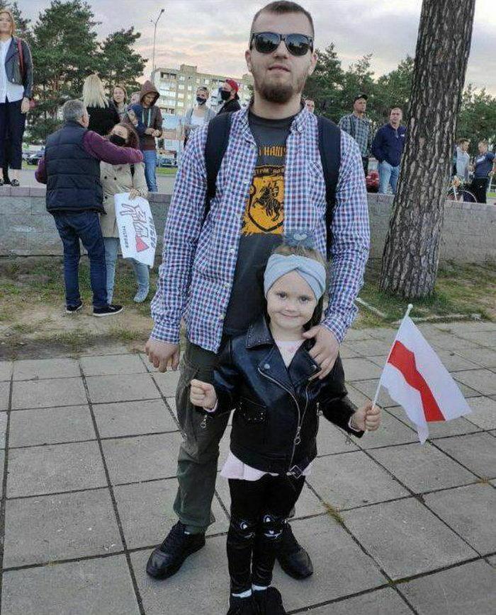 Очевидцы: погибший Никита Кривцов участвовал в акциях протеста