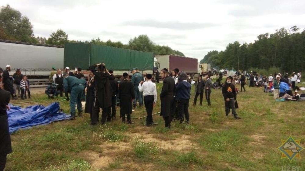 Лукашенко предложил открыть зеленый коридор для хасидов