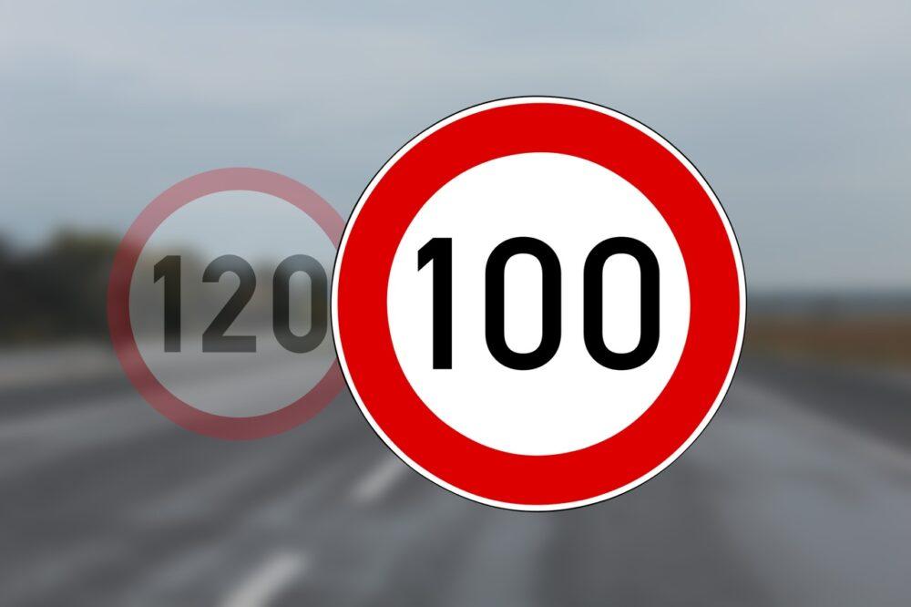 На трассе М6 Минск – Гродно снижен скоростной режим.