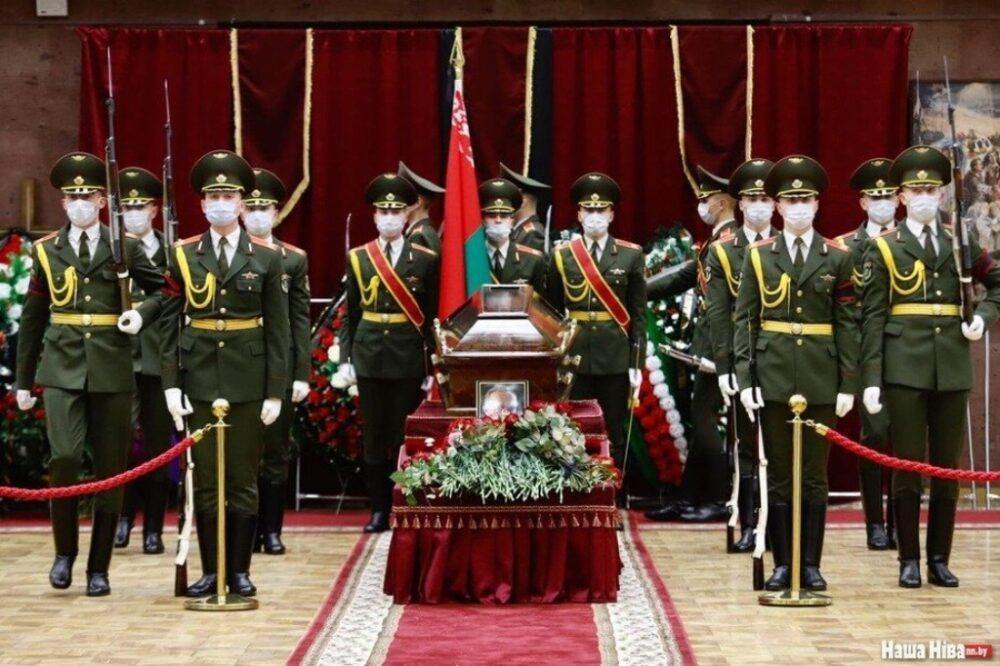 Тихановская сделала объявление  всвязи со гибелью  Вячеслава Кебича