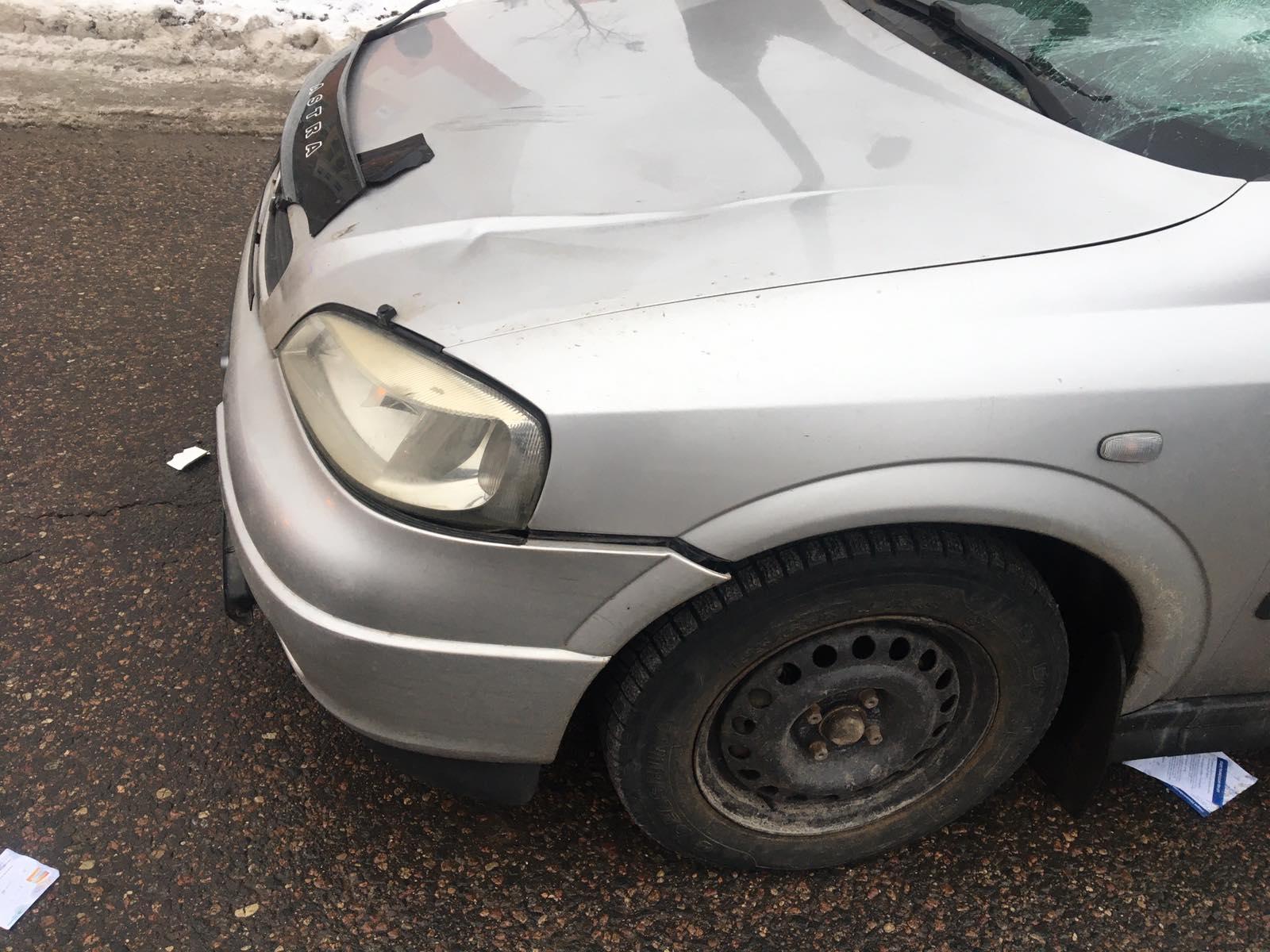 Нетрезвый водитель насмерть сбил женщину в Витебске