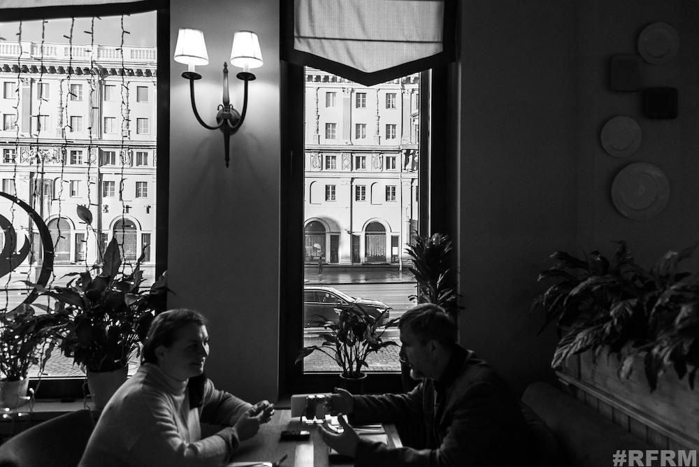 """Ігар Бабкоў: Беларусь сёння - гэта """"лабараторыя будучыні"""" для ўсяго чалавецтва"""