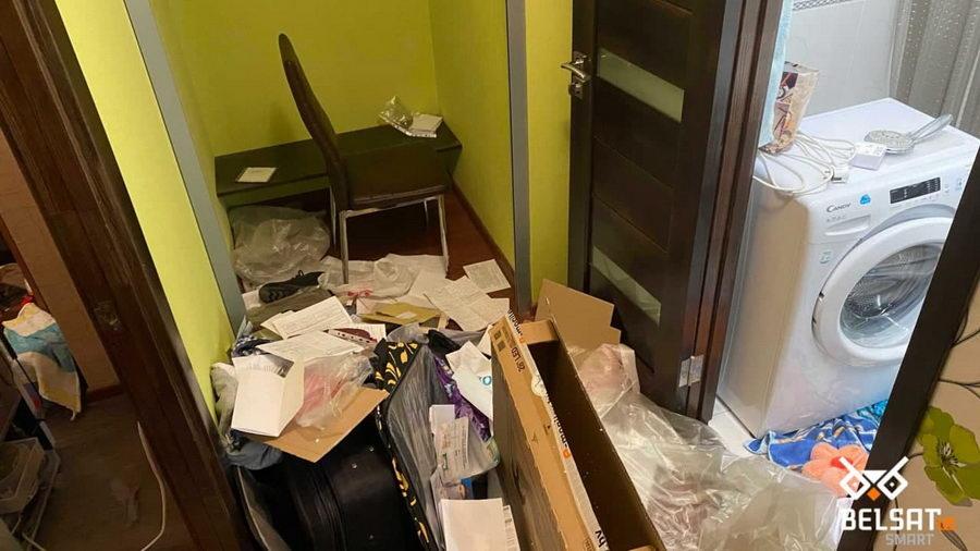 У могилевского правозащитника и журналиста прошел обыск