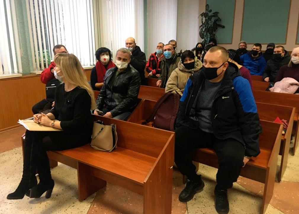 Суд дал активистам забастовки на БМЗ по 2,5 и 3 года колонии